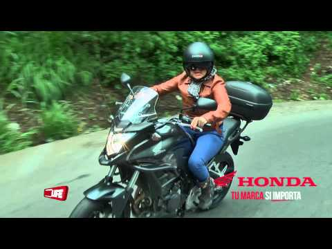MOTOLIFE: TEST DRIVE HONDA CB500X