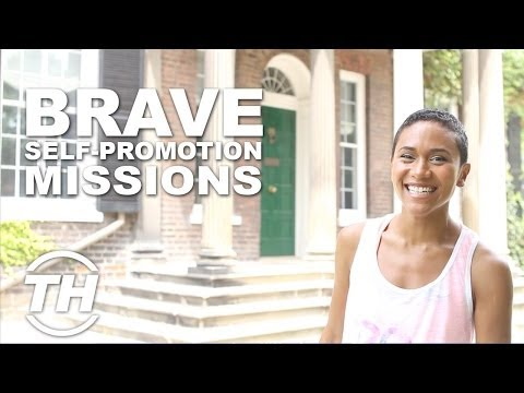 Brave Self-Promotion Missions - Maya Told Us About Her  Be Shameless  Project and How It Exploded