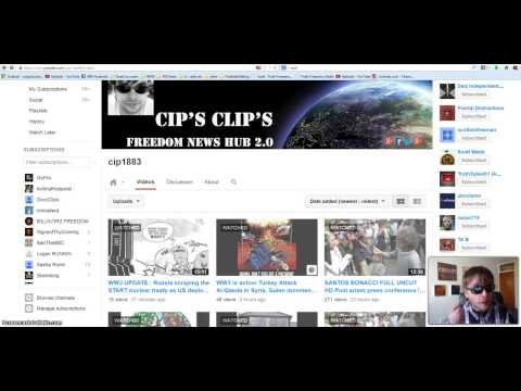 ALERT UK right wing march on parliament , Caliphate in Turkey , WW3  Snowden interview
