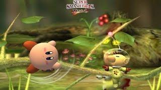[SSBB] TAS Olimar vs TAS Kirby