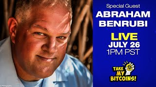 Win $1500+ with Abraham Benrubi, (The Bridge, ER, Parker Lewis Can't Lose)