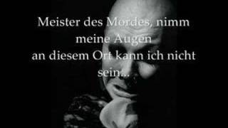 Watch Sopor Aeternus Tanz Der Grausamkeit video