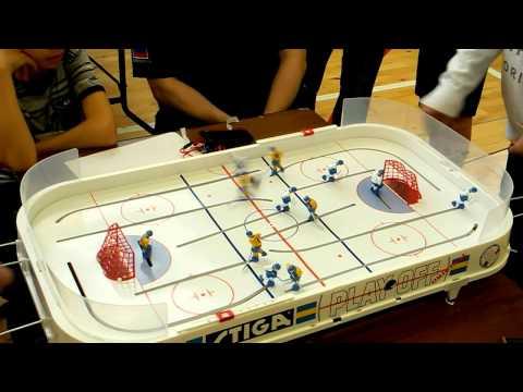 Table Hockey. Moscow Cup 2013. Gerasimov-Dmitrichenko 3