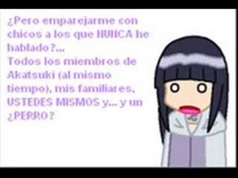 La confesion de Hinata!!!! Video