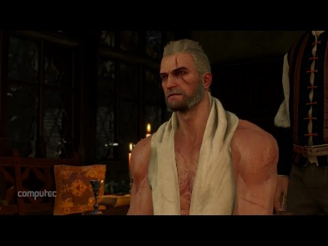 The Witcher 3 DLC | Temerian Armor Set | Beard and Hairstyle Set