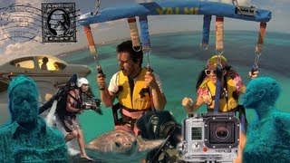 GoPro HERO3 Black - Jetpack, Bungee, Scuba, Airplane, Powerboat (HD)