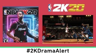 NBA 2K20 GAMEPLAY TEASED, BIG GAMEPLAY CHANGES PROPOSED #2kDramaAlert