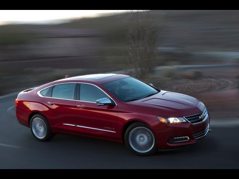 2014 Chevy Impala 0-60 MPH Performance Test