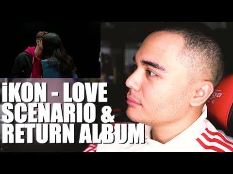 iKON - LOVE SCENARIO MV & RETURN Album Reaction