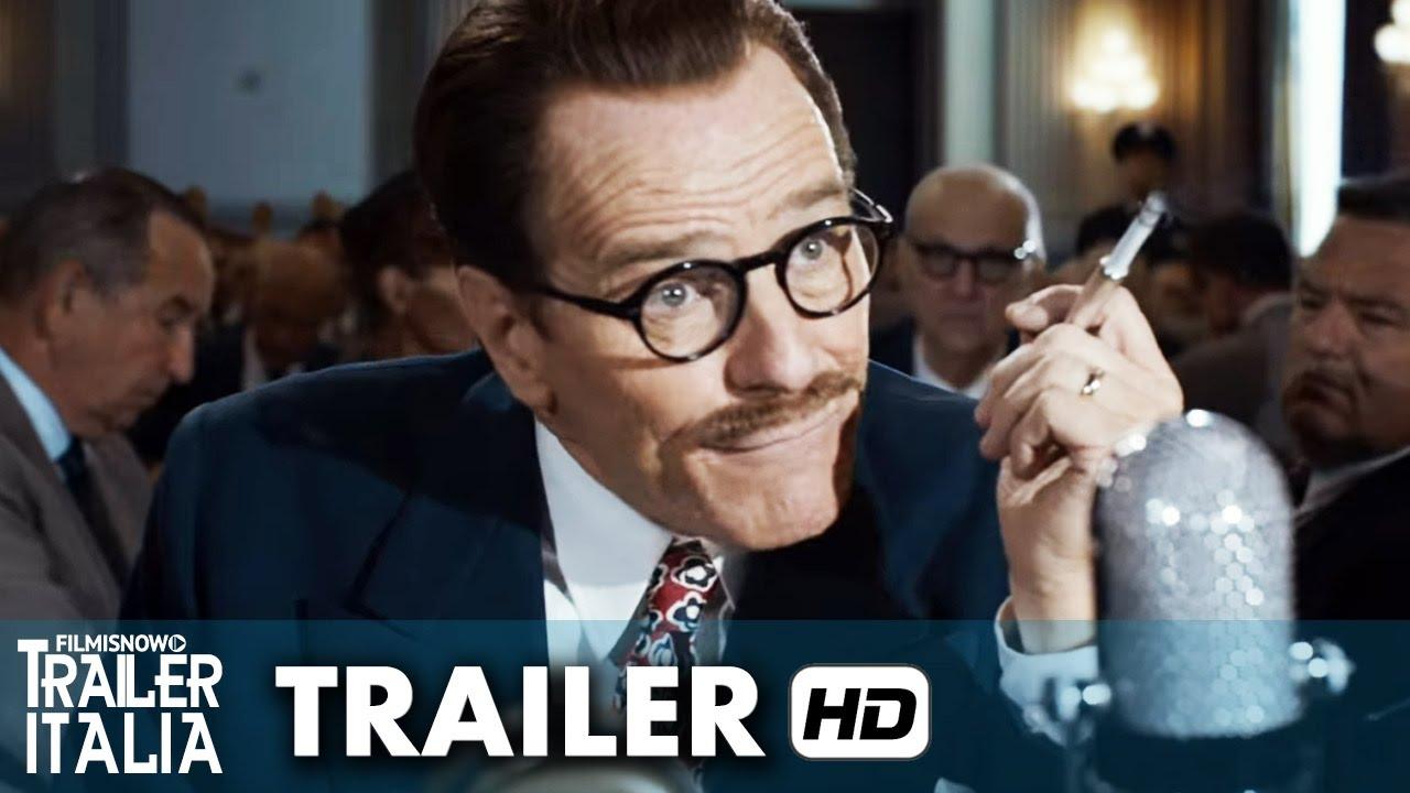 L'ultima parola - La vera storia di Dalton Trumbo Trailer italiano Ufficiale [HD]