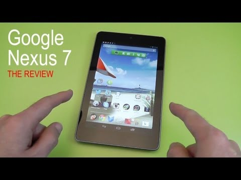 Google Nexus 7 Review - My Screen is Coming Off !!!