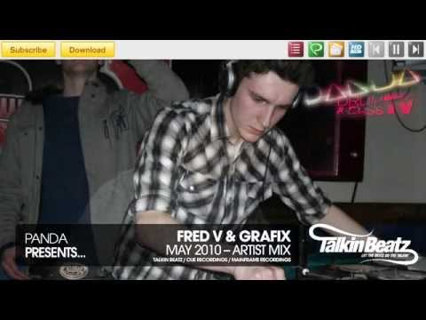 Liquid Drum and Bass Mix (by Fred V & Grafix) (41:50)