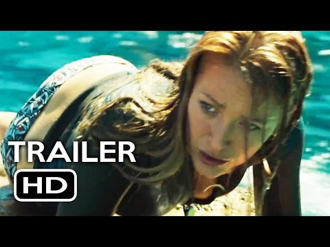 The Shallows Official Trailer #2 (2016) Blake Lively Thriller Movie HD