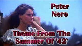 Peter Nero Theme From 39 The Summer Of 39 42 39
