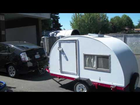 2010 tog teardrop trailer camper shasta scotty style used tears of gioe tog1 for sale in. Black Bedroom Furniture Sets. Home Design Ideas