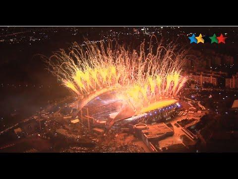 Opening Ceremony of the 28th Summer Universiade 2015 in Gwangju (KOR)