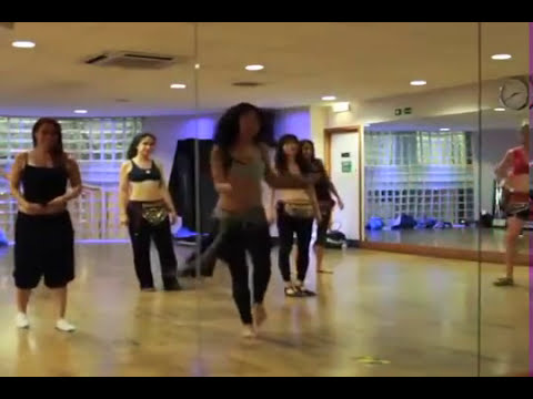 BELLY DANCE HIP HOP FUSION DANCE CLASS (FULL)