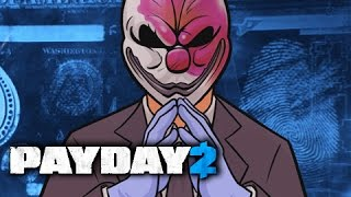 HOXTONS BREAKOUT - PAYDAY 2 Random Moments