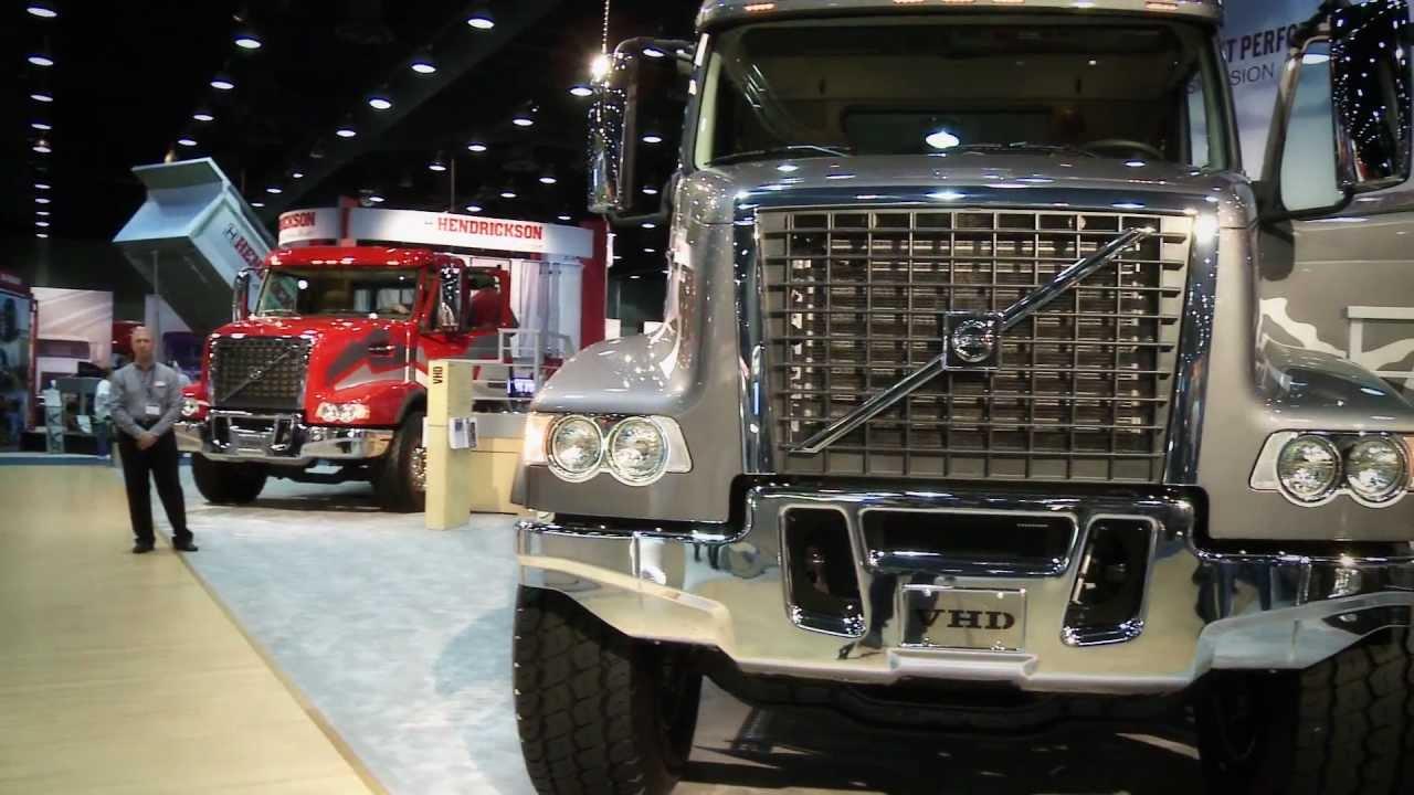 "Hybrid Pickup Trucks >> Volvo Trucks - ""Big in the USA"" - YouTube"