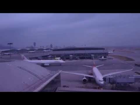 ATC Comms Hong Kong Chek Lap Kok Airport pilot comminucations