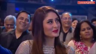Salman Khan with Bipasha Basu very funny best comedy show-- Youtube