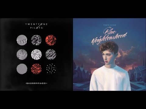 Download Lagu Polarizing Blue - twenty one pilots vs. Troye Sivan feat. Alex Hope (Mashup) MP3 Free