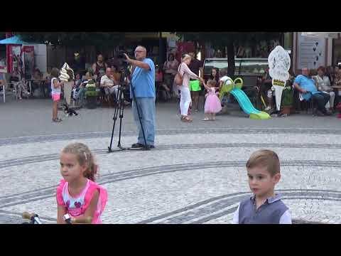 Lehár nyár 2019 Lehárove leto / Skupina- Bonita- Együttes