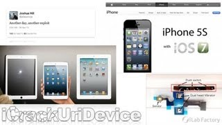 Untethered iOS 7 Jailbreak 6.1.3 Details, Leaked iPhone 5S Parts, iPad 5 Release Date Rumors & More