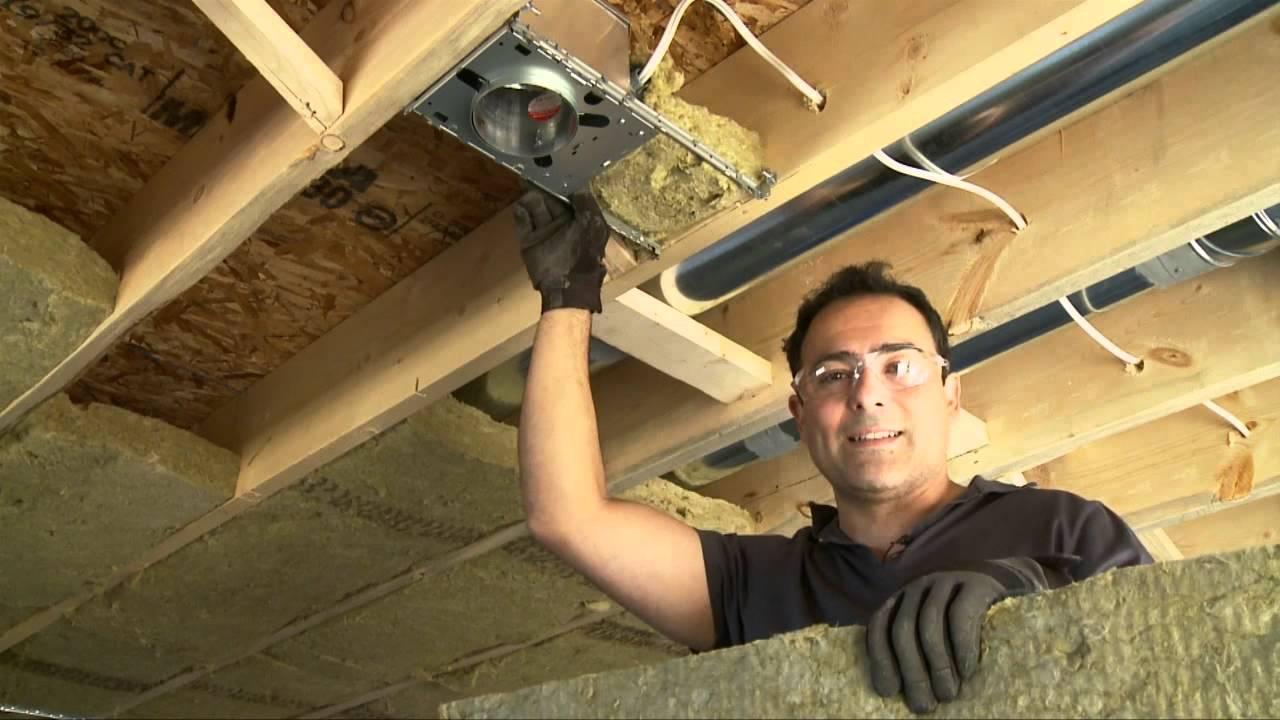 C mo insonorizar cielorrasos entre pisos youtube - Como colocar pladur en techo ...
