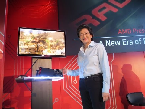 AMD Presents: A New Era of PC Gaming