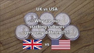 UK vs USA - Why are our stacking cultures SO different?!?!