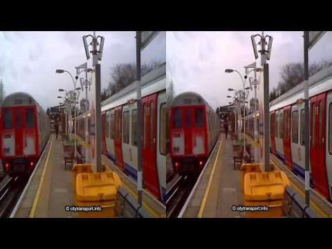 This film shows the London Transport A stock and London Underground S stock trains working 'side by side' during the transition period when the A stock train...
