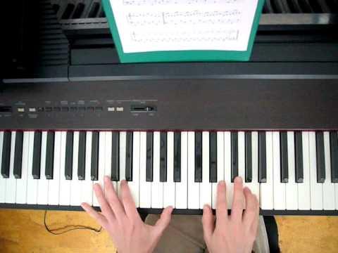 Doremi, Sound Of Music, Piano video
