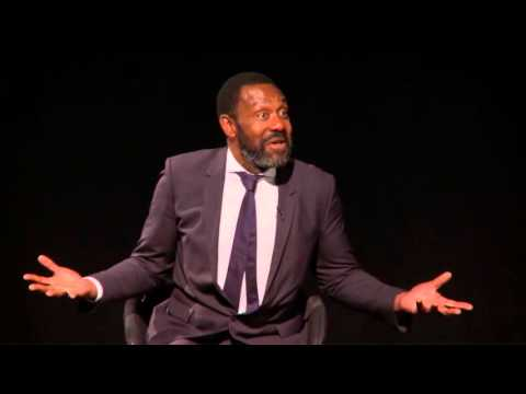 Sir Lenny Henry on diversity in TV and advertsing