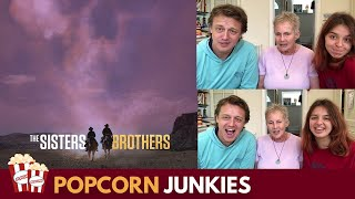 The Sisters Brothers Trailer Reaction & Review | - Nadia Sawalha & Family