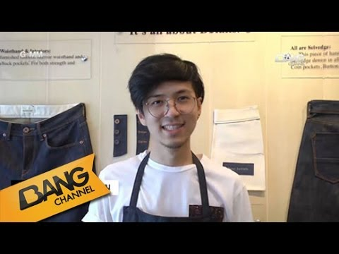 พ่อค้าแซ่บ 138 : คุณบูม ร้าน Selvedgework