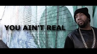 Cameron J - You Ain't Real (HQ Lyric Video) @TheKingOfWeird