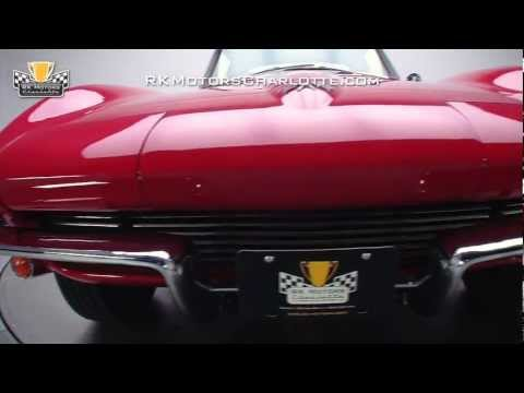 Corvette Stingray   Sale on 132958   1965 Chevrolet Corvette Stingray