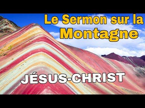 Le Sermon sur la Montagne  Jésus-Christ de Nazareth FULL HD