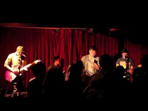 TabloidTv Flux (Bloc Party cover) live at Whelans