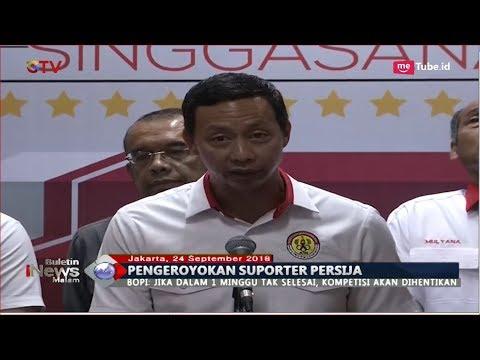 Desak PSSI, BOPI Ancam Bekukan Kembali Sepakbola Indonesia - BIM 24/09