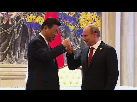 Video: Russia, China sign 'gas deal of the century'