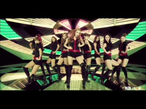 Snsd - Hoot Mv video