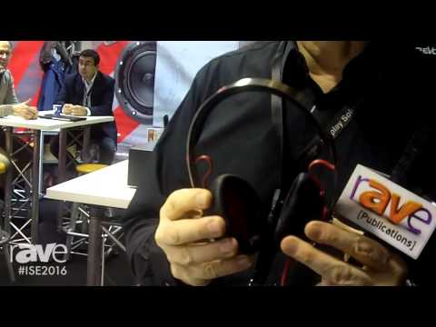 ISE 2016: MTX Audio Introduces the New Lightweight, Comfortable iX3 Headphones
