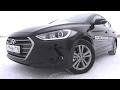 2017 Hyundai Elantra 2.0 Тест-Драйв.