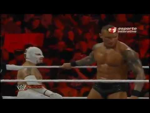 Randy Orton e Rey Mysterio Vs Cm Punk e Cody Rhodes !