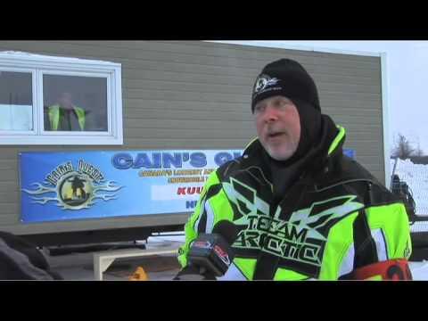 2011 Cain's Quest Snowmobile Race