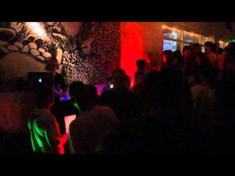 DJ Food (Ninja Tune) @ Teder closing party (Tel Aviv, 2.11.12) - part 2