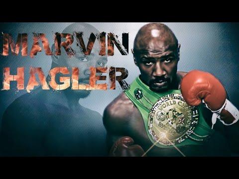 Marvin Hagler Highlights ( Greatest Hits ) 2017