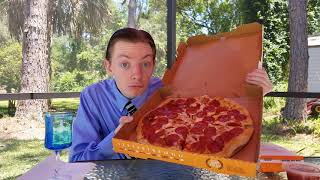 Little Caesars New Pizza With Tons of Meat!